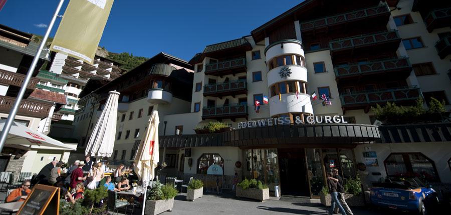Hotel Edelweiss & Gurgl, Obergurgl, Austria - front exterior 2.jpg
